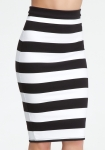 http://www.lyst.com/clothing/bebe-wide-stripe-midi-skirt-black-white/