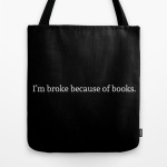 broke books